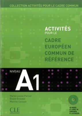 خرید کتاب فرانسه Activites Pour Le Cecr - A1 Textbook + Key + CD