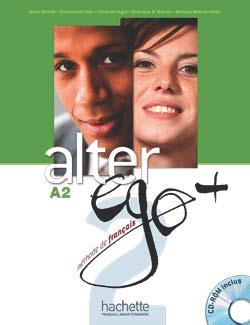 خرید کتاب فرانسه Alter Ego + 2