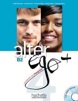 خرید کتاب فرانسه Alter Ego + 4