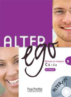 خرید کتاب فرانسه Alter Ego + 5