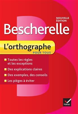 خرید کتاب فرانسه Bescherelle L'orthographe pour tous