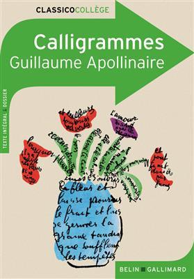 خرید کتاب فرانسه Calligrammes