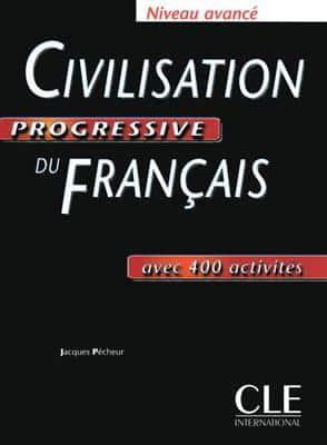 خرید کتاب فرانسه Civilisation progressive du français - avance