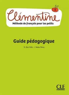 خرید کتاب فرانسه Clementine 1 - Guide pédagogique