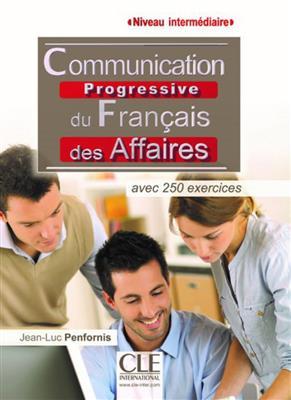 خرید کتاب فرانسه Communication progressive du français des affaires - intermediaire