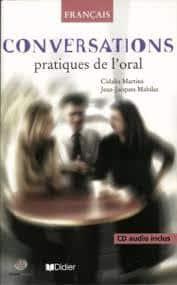 خرید کتاب فرانسه Conversations Pratiques de l'oral + CD