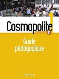 خرید کتاب فرانسه Cosmopolite 1 : Guide pédagogique