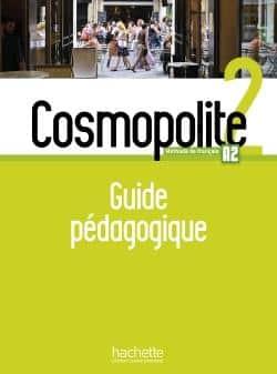 خرید کتاب فرانسه Cosmopolite 2 : Guide pédagogique