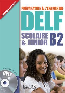 خرید کتاب فرانسه DELF B2 Scolaire et Junior + CD