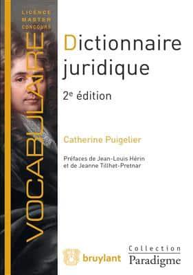 خرید کتاب فرانسه DICTIONNAIRE JURIDIQUE