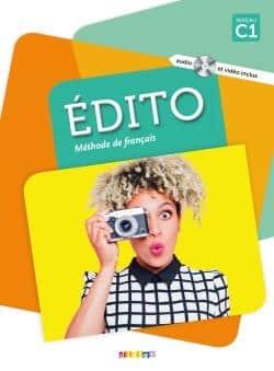خرید کتاب فرانسه Edito niv .C1 (éd. 2018)
