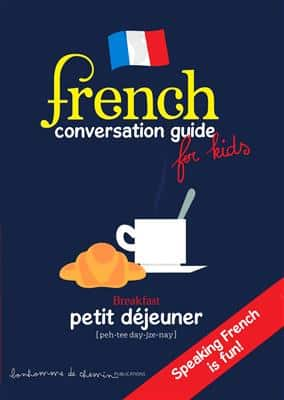 خرید کتاب فرانسه FRENCH CONVERSATION GUIDE FOR KIDS
