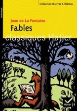 خرید کتاب فرانسه Fables (classique Hatier)