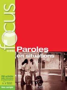 خرید کتاب فرانسه Focus : Paroles en situations + CD audio + corriges