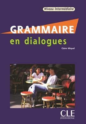 خرید کتاب فرانسه Grammaire en dialogues - Intermediaire + CD - قدیمی