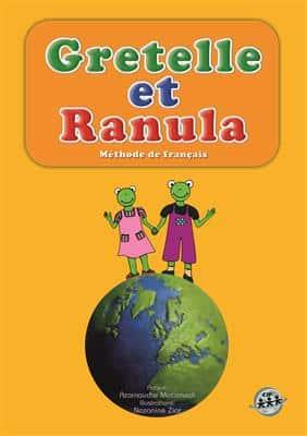 خرید کتاب فرانسه Gretelle et Ranula + CD