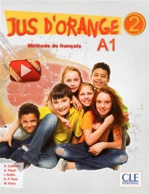خرید کتاب فرانسه Jus d'orange 2- Niveau A1.2