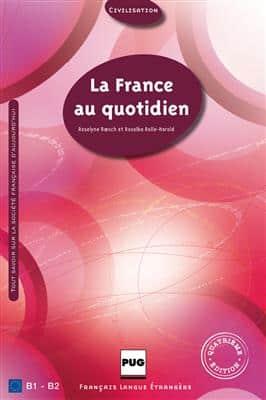 خرید کتاب فرانسه LA FRANCE AU QUOTIDIEN 4e édition