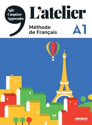 خرید کتاب فرانسه L'Atelier niv .A1