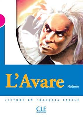 خرید کتاب فرانسه L'Avare - Niveau 3