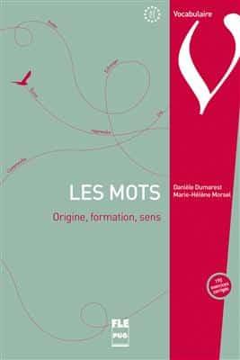 خرید کتاب فرانسه LES MOTS A2 - C1