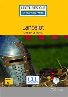 خرید کتاب فرانسه Lancelot - Niveau 1/A1 + CD - 2eme edition