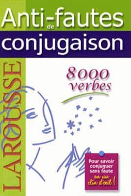 خرید کتاب فرانسه Larousse Anti-fautes de conjugaison