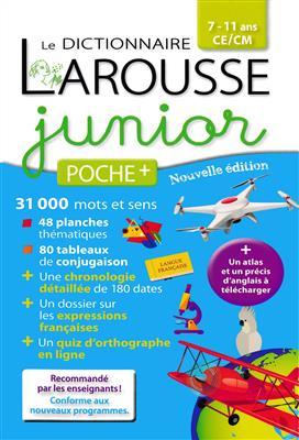 خرید کتاب فرانسه Larousse Junior Poche 2018