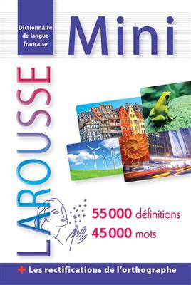 خرید کتاب فرانسه Larousse Mini dictionnaire de Francais