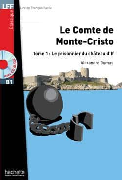 خرید کتاب فرانسه Le Comte de Monte Cristo T 01 + CD Audio MP3