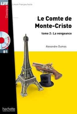 خرید کتاب فرانسه Le Comte de Monte Cristo Tome 2 + CD Audio MP3