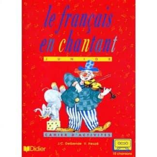 خرید کتاب فرانسه Le Francais En Chantant