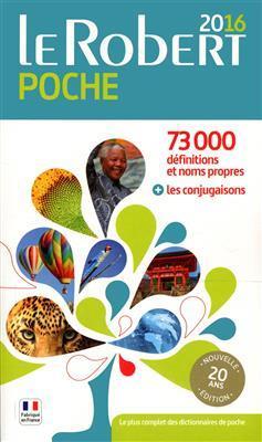 فرهنگ لغت به زبان فرانسه
