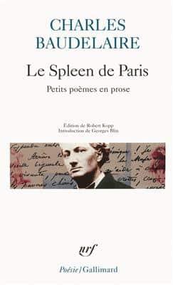 خرید کتاب فرانسه Le Spleen de Paris Petits Poemes en prose