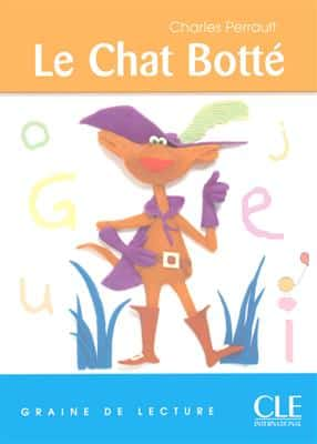 خرید کتاب فرانسه Le chat botte - Niveau 3