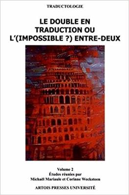 خرید کتاب فرانسه Le double en traduction ou l impossible entre deux 2