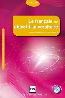 خرید کتاب فرانسه Le français sur objectif universitaire