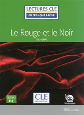 خرید کتاب فرانسه Le rouge et le noir - Niveau 3/B1