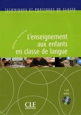 خرید کتاب فرانسه L'enseignement aux enfants en classe de langue