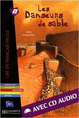 خرید کتاب فرانسه Les Danseurs de sable (B1)