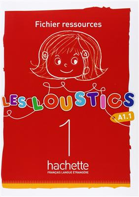 خرید کتاب فرانسه Les Loustics 1 - Fichier Ressources
