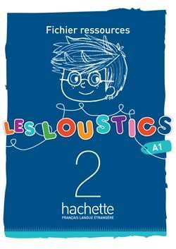 خرید کتاب فرانسه Les Loustics 2 : Fichier ressources