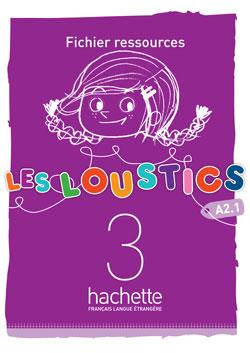 خرید کتاب فرانسه Les Loustics 3 : Fichier ressources