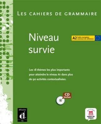 خرید کتاب فرانسه Les cahiers de grammaire