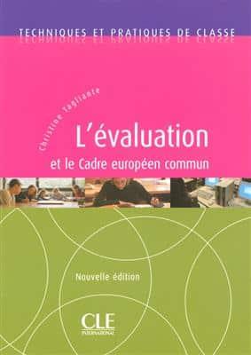 خرید کتاب فرانسه L'evaluation et le cadre europeen commun