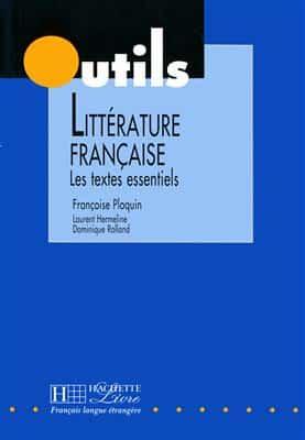 خرید کتاب فرانسه Litterature Francaise : Les Textes Essentiels
