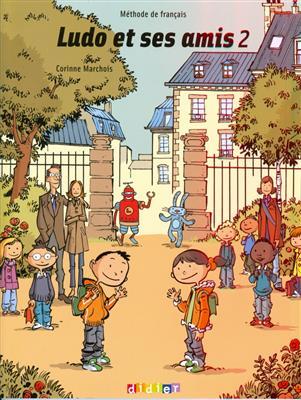 خرید کتاب فرانسه Ludo ET Ses Amis 2