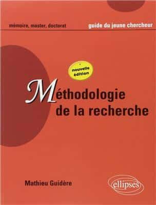 خرید کتاب فرانسه Methodologie de la recherche