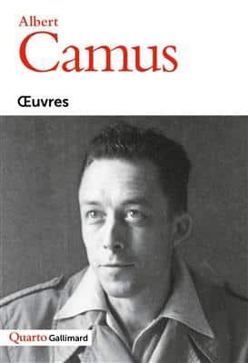 خرید کتاب فرانسه Oeuvres Camus