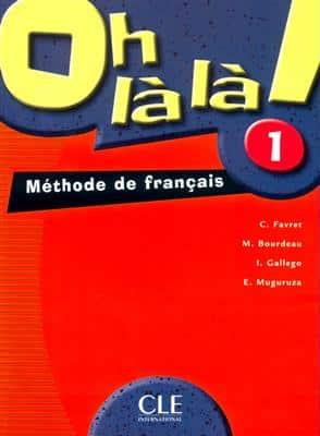 خرید کتاب فرانسه Oh la la! 1 + Cahier + CD